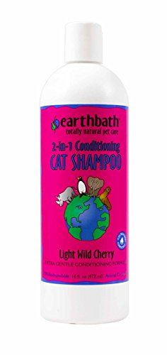 Earthbath Oatmeal & Aloe Shampoo, Vanilla &...