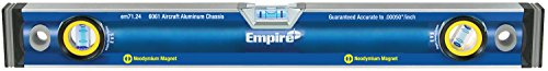Empire Level EM71.24 True Blue Magnetic level
