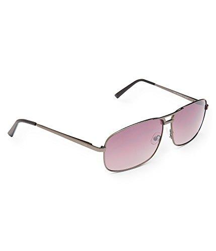 Aeropostale Hematite Navigator Sunglasses Black - Aeropostale Sunglasses