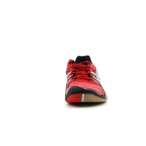 Asics - Zapatillas para deportes de interior para hombre Red