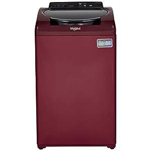 Whirlpool 7.5 Kg Fully-Automatic Top Loading Washing Machine (STAINWASH ULTRA SC 7.5 10 YMW, Wine)