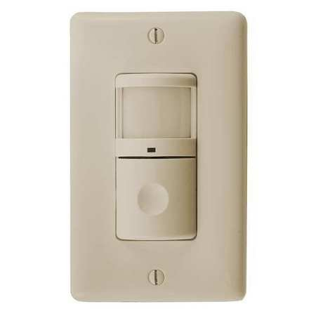 Occupancy Sensor, PIR, 1200 sq ft, Ivory WS2000I