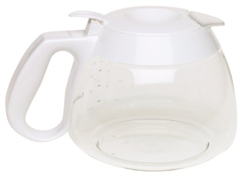 Cuisinart DCC-RC10W 10-Cup Replacement Carafe, White