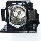 Replacement Lamp with Housing for HITACHI CP-WX4041WN with Philips Bulb Inside
