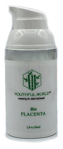 YOUTHFUL.WORLD Bio Placenta Anti-Wrinkle Serum (Created by Dr. Matt McDaniel