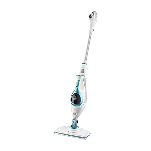 Black & Decker FSM1620 Stick Handy Electric Steam Mop Vacuum Cleaner 220V (Not for USA)