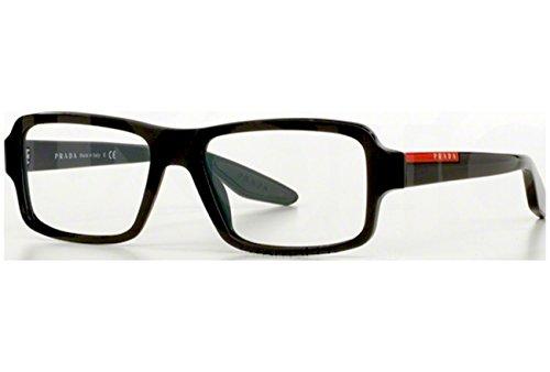 Prada Prescription Glasses Frames - Prada Men's 0PS 01GV Brown Gradient