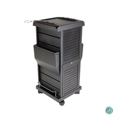BERKELEY CLAIRE Salon Trolley – Lockable