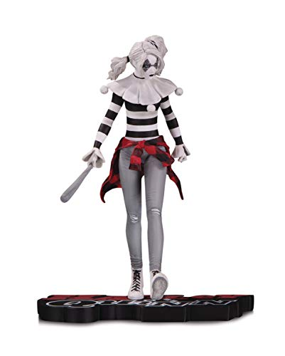 DC Collectibles Harley Quinn: Red, White & Black: Harley Quinn by Steve Pugh Statue