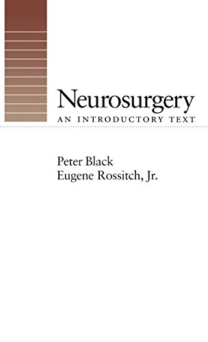 Neurosurgery: An Introductory Text