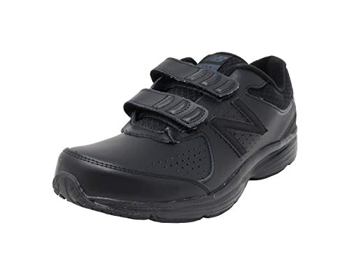 - New Balance Men's MW411HK2 Walking Shoe, Black/Black, 11.5 D US