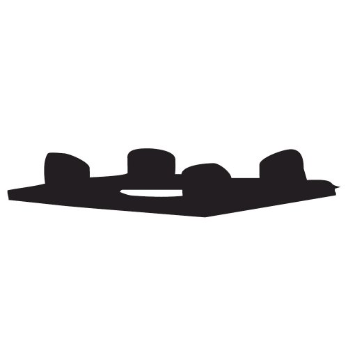 - Vitamix 15579 Sound Reducing Centering Pad For Advance Container - Kit