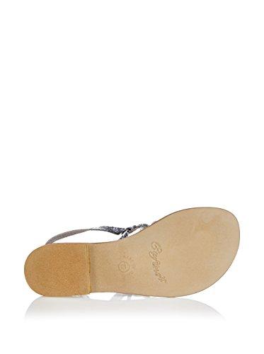 Sandaletto Venezia Argento-39