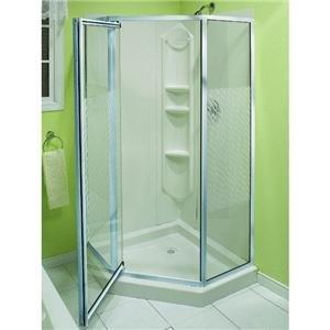 Maax USA Inc - Chrome Neo-Angle Shower