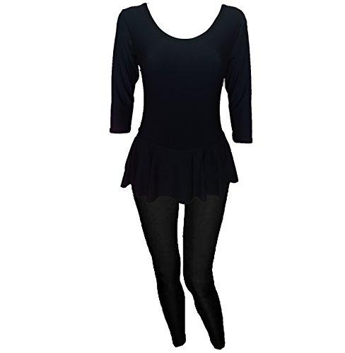 Ladies Modest Cover Up Islamic Swimming Swim Costume Swimsuit Burkini LEGGING SET (X-LARGE (US 12-14) (UK 14-16) LEGGINGS)