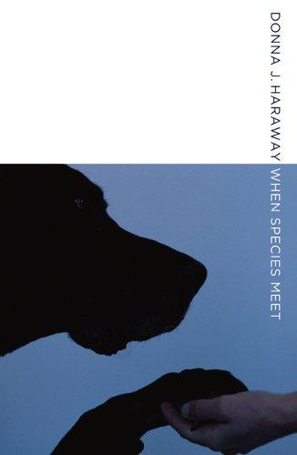 When Species Meet (Posthumanities)