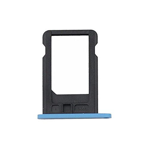 SIM Card Tray for iPhone 5C (Blue) - 2