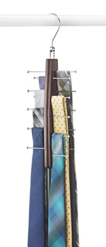 Whitmor GRADE A Wood Tie Organizer by Whitmor (Image #1)