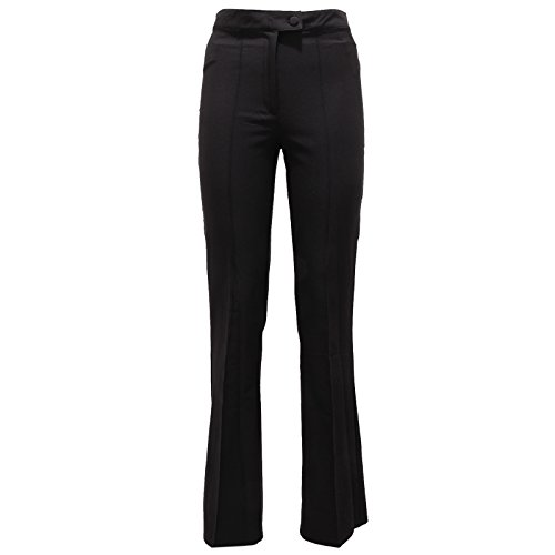 Barcelona Woman Pantalone Trouser Donna Black Custo Fit Nero 7651v Slim x6P8qft