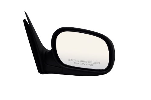 Pilot 2810031 Ford Crown Victoria Black Power Non Heated Replacement Passenger Side Mirror