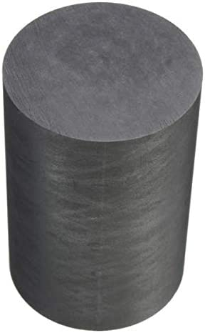 OKIl 40X60mm 25 OZ Graphite Crucible Cup Ingot Bar Combo Mold for Silver Gold Melting Casting
