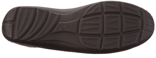 Waldläufer Henni,  Damen Slipper, Braun (Pigalle schiefer), 40.5 EU (6.5 UK)