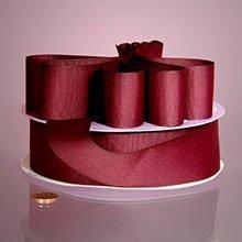 Krafty Klassics 1 Roll of Solid Color Grosgrain Ribbon (3/8