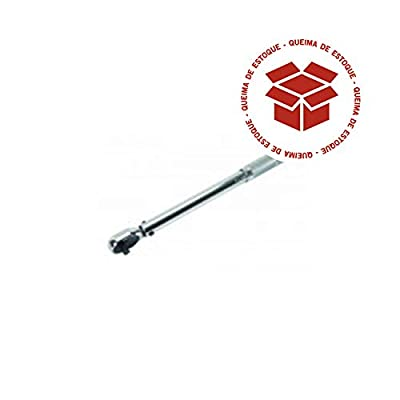 3/8 inch Drive Click Stop Torque Reversible Wrench with Carrying Case and Torque Range: 5 to 80 ft. lbs. by Go Outdoor by Go Outdoor