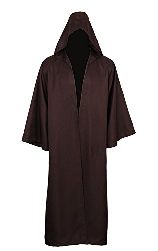 Adult Halloween Costume Tunic Hoodies Robe Cosplay -