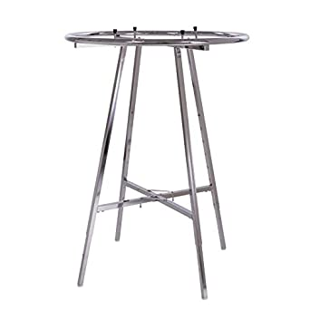 Amazon.com: econoco rack redonda plegable | Durable Altura ...