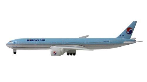 SCHABAK Modell Flugzeug Boeing 777-300 Korean Air 1:600 3551437