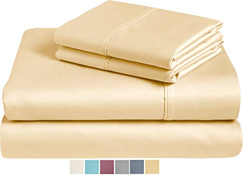 Easy Living Home Premium 1800 Sheet Set Ultra-Soft Microfibe