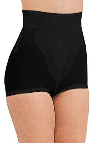 Rago Women's Plus Size Diet Minded Medium Shaping High-Waisted Brief (Control Brief High Rago Waist)