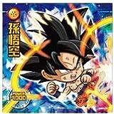 ドラゴンボール超戦士シールウエハースZ 悟空VSジレン/6.W7-06 孫悟空 GR