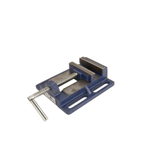 Wilton 69997 4-Inch Drill Press Vise With Stationary Base, 1 -Pack