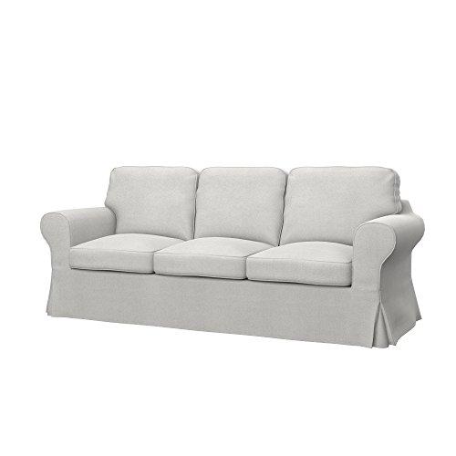 soferia - ikea ektorp fodera per divano letto a 3 posti, glam ... - Divano Letto Ektorp
