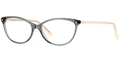 Dior Montures de lunettes CD3285 Pour Femme Tortoise, 52mm 6NI: Grey / Pink
