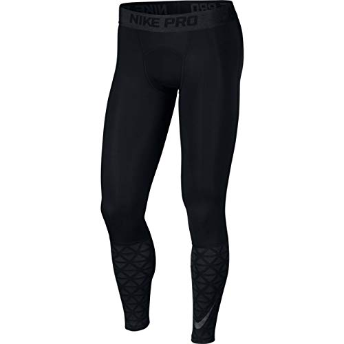 - Nike Men's Pro Tights, Black/Anthracite/Black, XX-Large