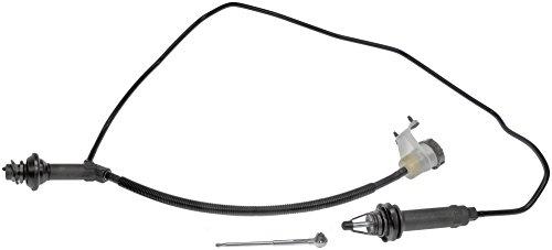 Master Slave Cylinder - Dorman CC649021 Clutch Combination Master Slave Cylinder Assembly