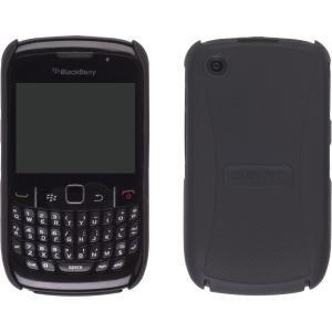 (Seidio Innocase Snap Case for BlackBerry 8520, 8530, 9300, 9330 - Black )
