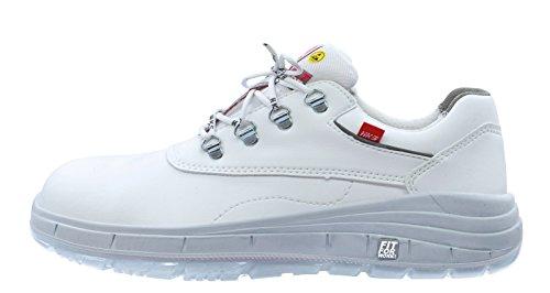 HKS , Chaussures de sécurité pour homme blanc Weiß 42