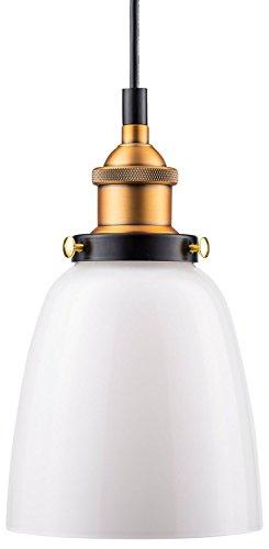 Brass Pendant Porch Light - 6
