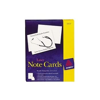 amazon com blank white a2 folded note cards 50 pack greeting