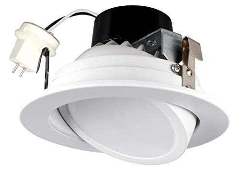 Low Voltage Dimmable Adjustable Round LED 4