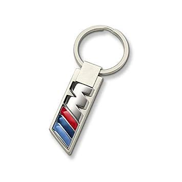 BMW M Logo Llavero Accesorios genuinos: Amazon.es: Coche y moto