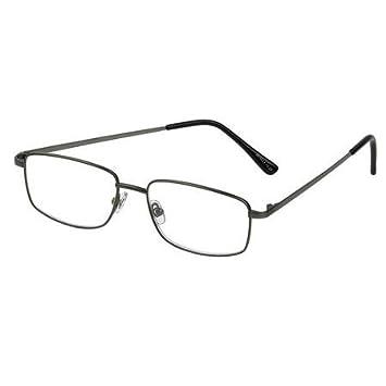2c215ec8583d Image Unavailable. Image not available for. Color  Foster Grant Titanium  Metal Premium Reading Glasses ...