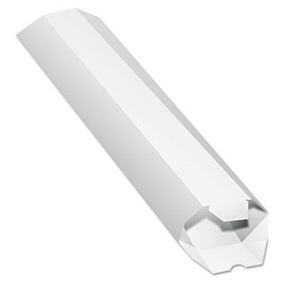 Brand New Quality Park Expand-On-Demand Mailing Tube White 2 To 4 3/4 X ()