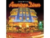 (Essential American Diner (AUDIO CD) 4 CD Collection (Over 3 and Half Hours of Music))
