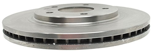 - ACDelco 18A712A Advantage Non-Coated Front Disc Brake Rotor