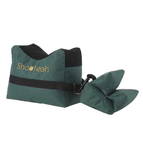 Shootech Shooting Rest Bag Unfilled (Front & Rear Bag)